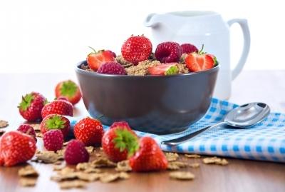 Alkaline food berries