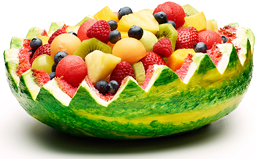 watermelon hiatus food